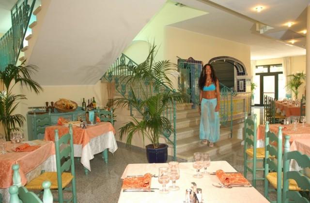 Cala Liberotto Residence Sala da Pranzo Ristorante