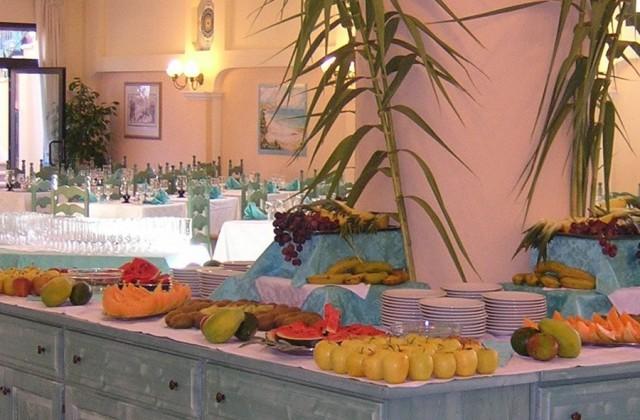 Particolare Colazione Buffet Ristorante Cala Liberotto Residence