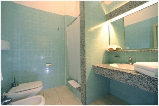 Appartamenti Residence Cala Liberotto Il Borgo - Bagno