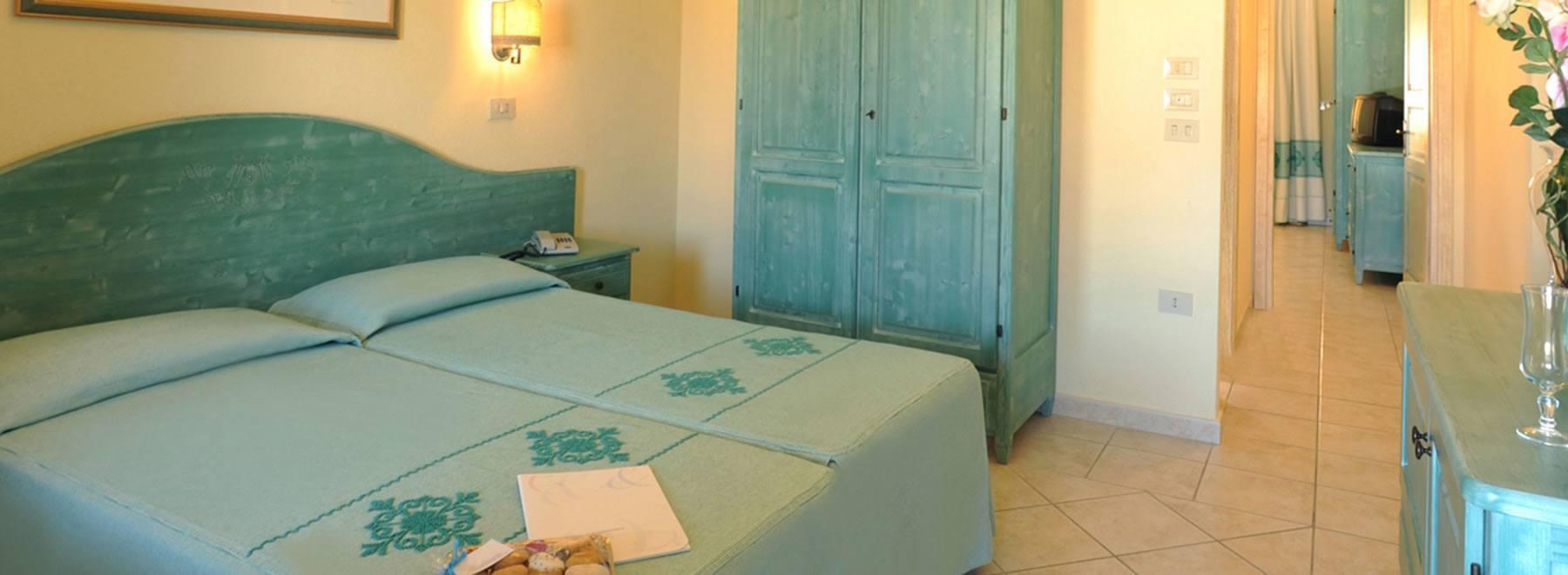 Appartement de deux pièces pour 4 Personnes Appartements  Sardegna - Italia