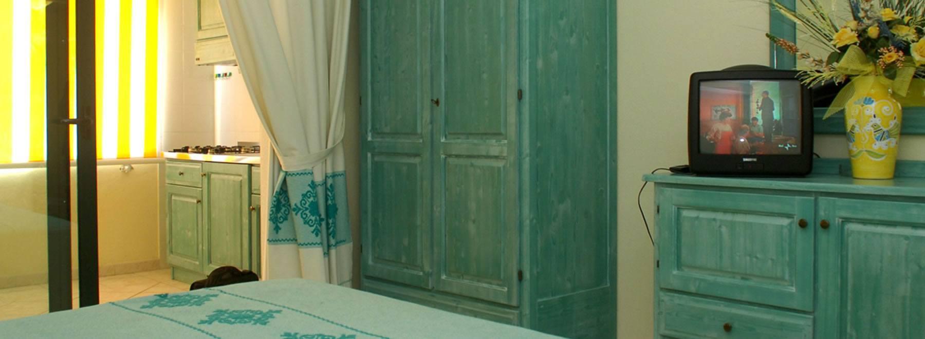 Einzimmerappartement 3 Personen Appartements  Sardegna - Italia